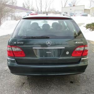 2007 MB E350 wagon 006