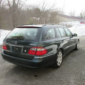 2007 MB E350 wagon 007