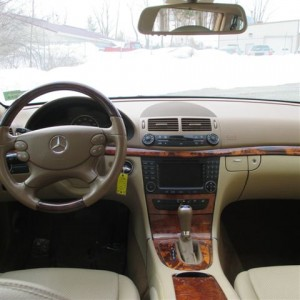 2007 MB E350 wagon 011