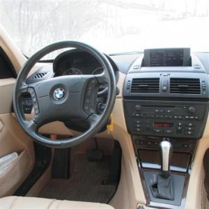 BMW X3 003